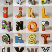 The cutest alphabet