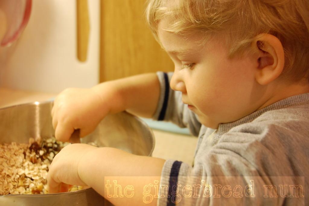Pumpkin-Walnut Flapjacks Recipes — Dishmaps