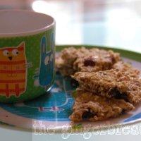 Baby oat cakes