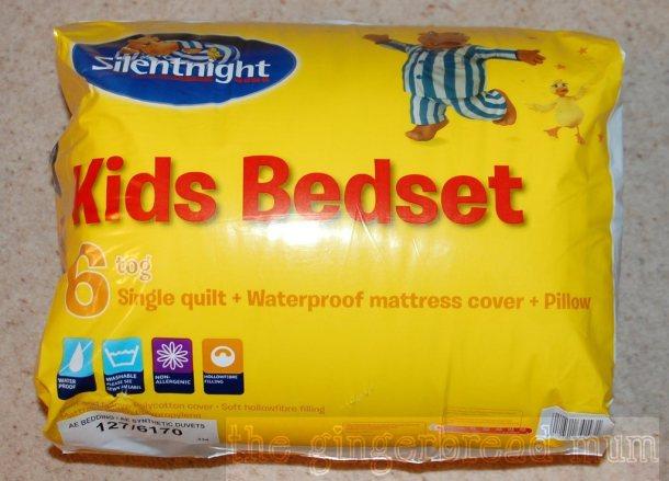 Silentnight Kids Bedset