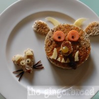 Cute lunches: The Gruffalo