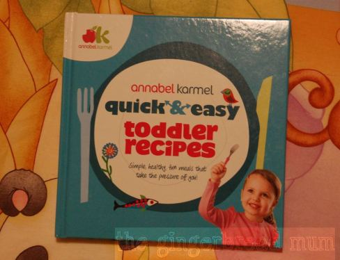 Annabel Karmel's Quick & Easy Toddler Recipes