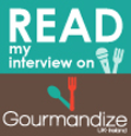 Gourmandize Interview Badge