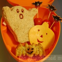 Cute Lunches: Halloween Lunchbox