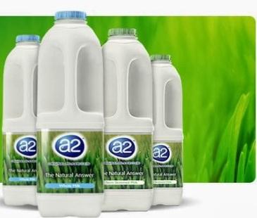 A2 Milk range