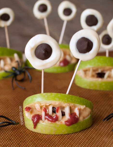 TexanErin Baking: Halloween Monster Mouths